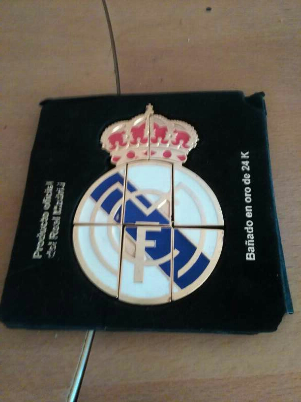 Imagen escudo del madrid
