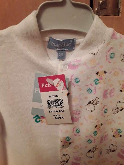 Imagen producto Pijama de 3 meses  2