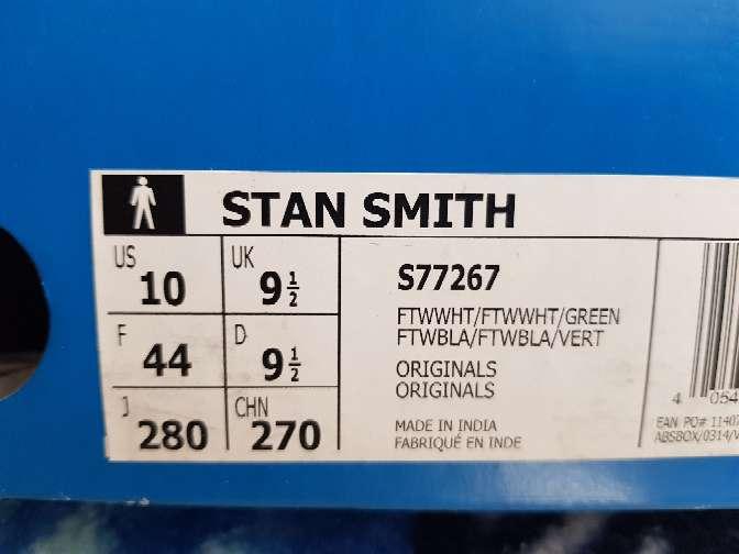 Imagen producto Adidas Stan Smith 3