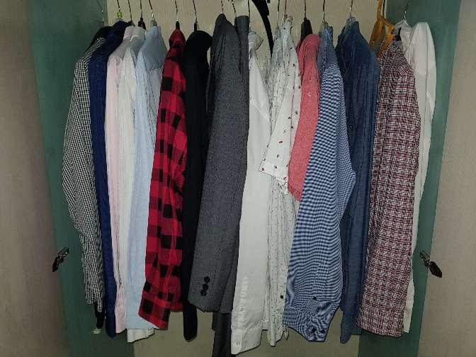 Imagen producto Camisas y traje  10