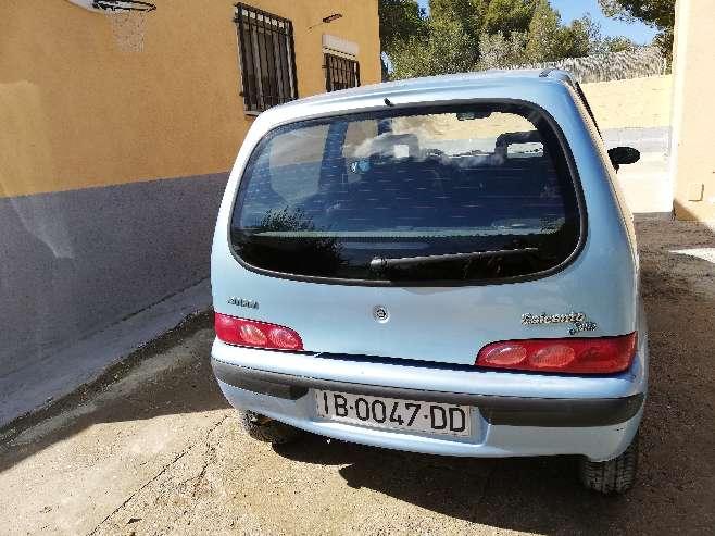 Imagen producto Fiat cincuecento 4