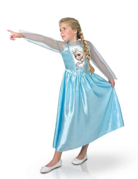 Imagen Disfraz Elsa Frozen.