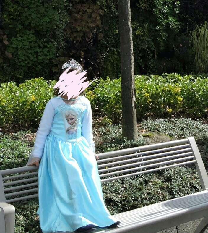 Imagen producto Disfraz Elsa Frozen. 3
