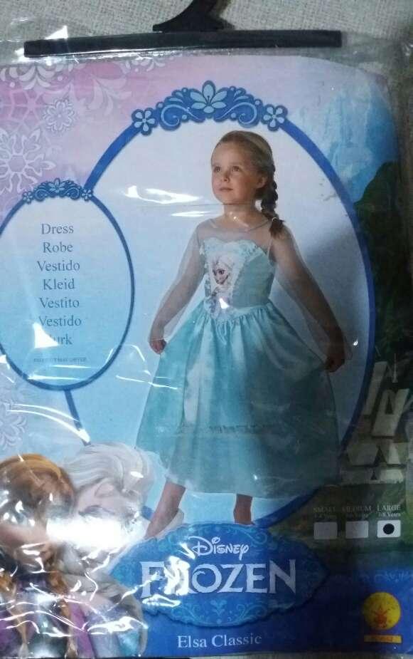 Imagen producto Disfraz Elsa Frozen. 2