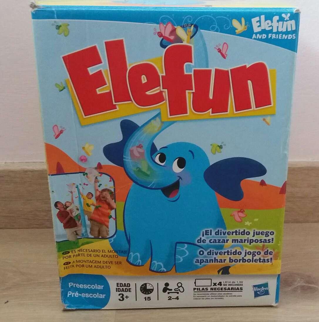 Imagen Elefun.Juego para niños