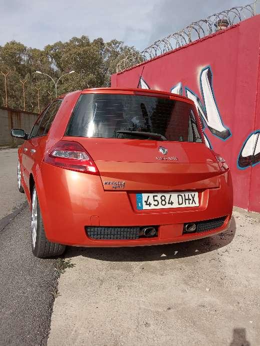 Imagen producto Renault Megane fase 2 2.0 Turbo RS Sport 225cv 5 puertas 3