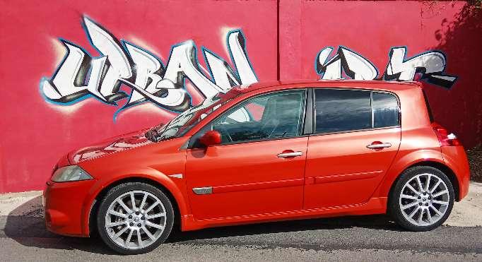 Imagen producto Renault Megane fase 2 2.0 Turbo RS Sport 225cv 5 puertas 5