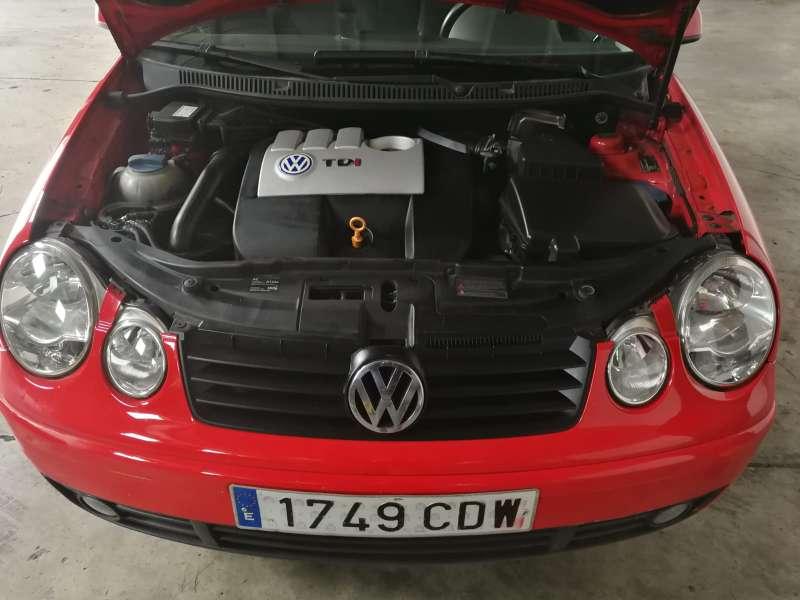 Imagen producto Volkswagen polo 9