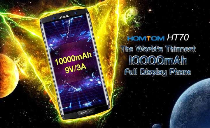 Imagen producto Móvil 64/4gb 10.000mAh batería grande 4