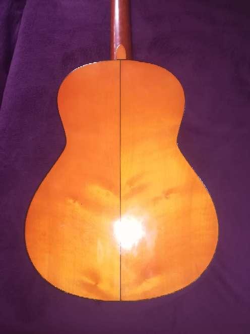 Imagen producto Guitarra flamenca.  2