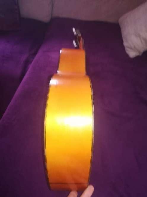 Imagen producto Guitarra flamenca.  3