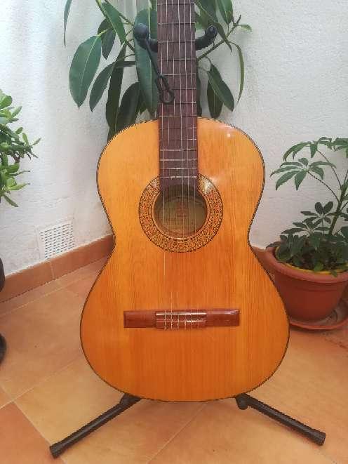 Imagen producto Guitarra flamenca.  5