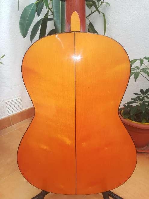 Imagen producto Guitarra flamenca.  7