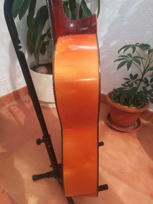 Imagen producto Guitarra flamenca.  8