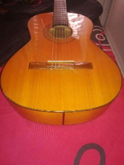 Imagen Guitarra flamenca.