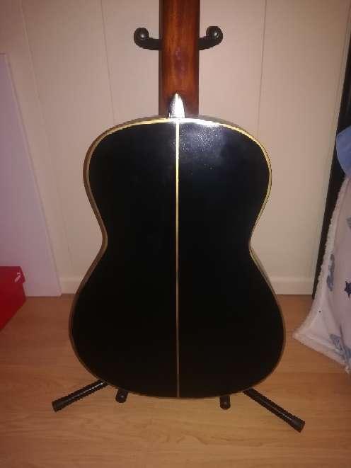 Imagen Guitarra Vicente tatay.