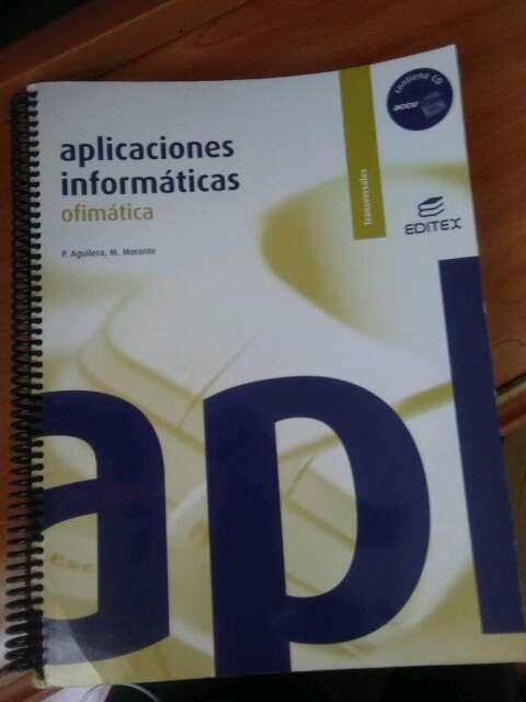Imagen aplicaciones informaticas ofimatica