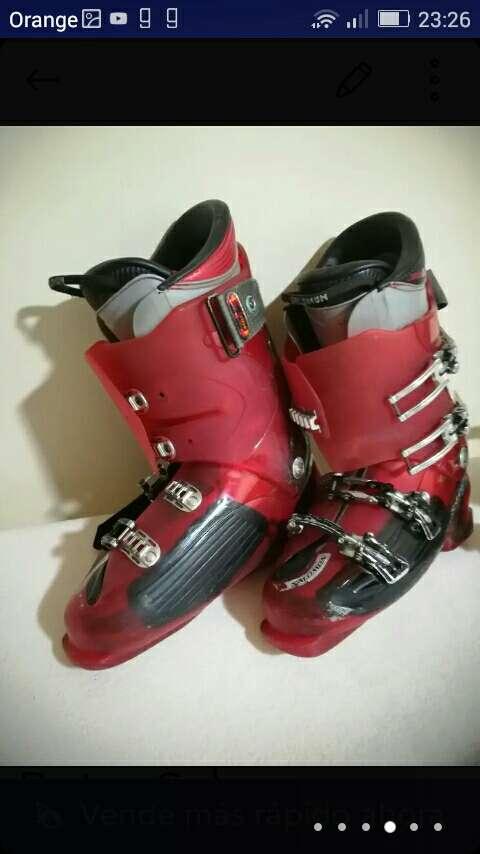 Imagen botas Salomón