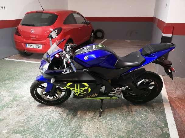 Imagen producto Moto como nueva siempre en garaje  4