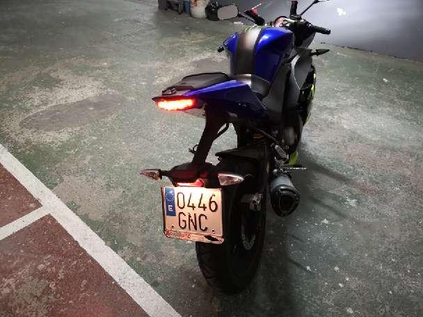 Imagen producto Moto como nueva siempre en garaje  2