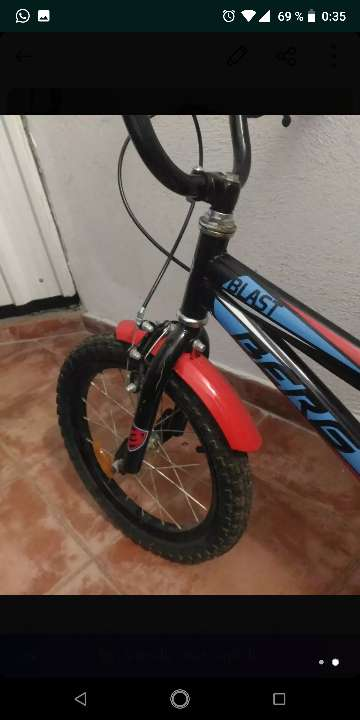 Imagen producto Bicicleta de niñ@ 2
