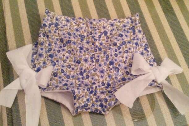 Imagen producto Pantalones/ Ranitas T 6 meses 1