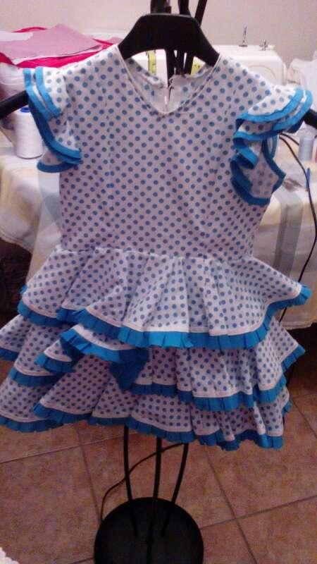 Imagen producto Vestido Gitana T 3 2