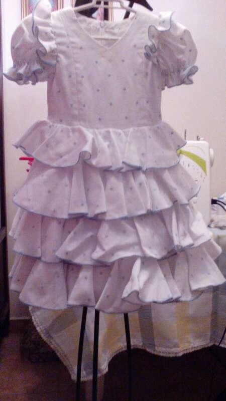 Imagen producto Vestido Gitana T 3 3