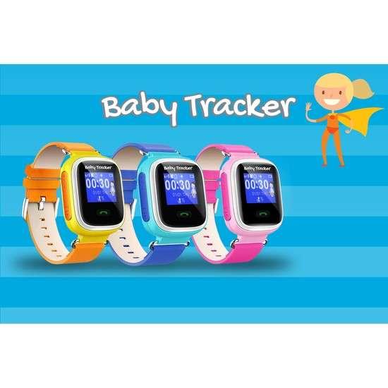 Imagen producto Reloj Localizador para niños 3