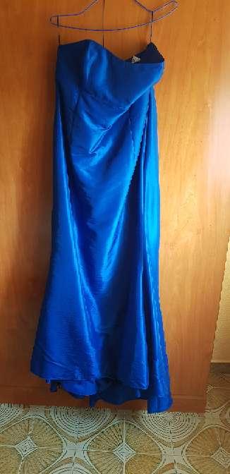 Imagen vestido de fiesta largo