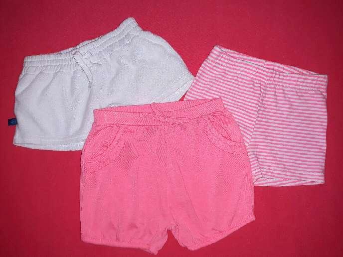 Imagen producto Shorts de marca, 18 meses.  1