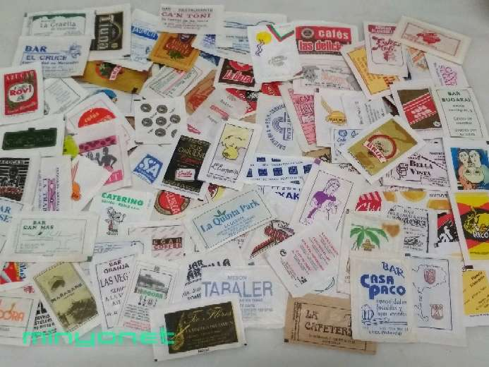Imagen producto 100 sobres de azúcar variados  1