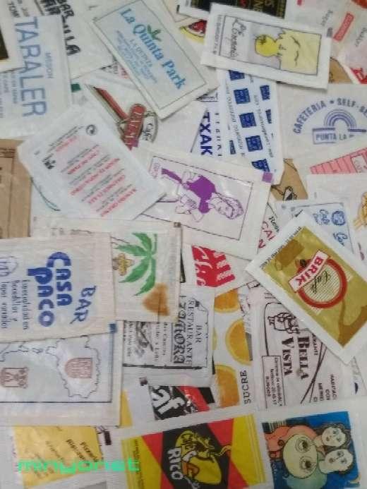 Imagen producto 100 sobres de azúcar variados  3