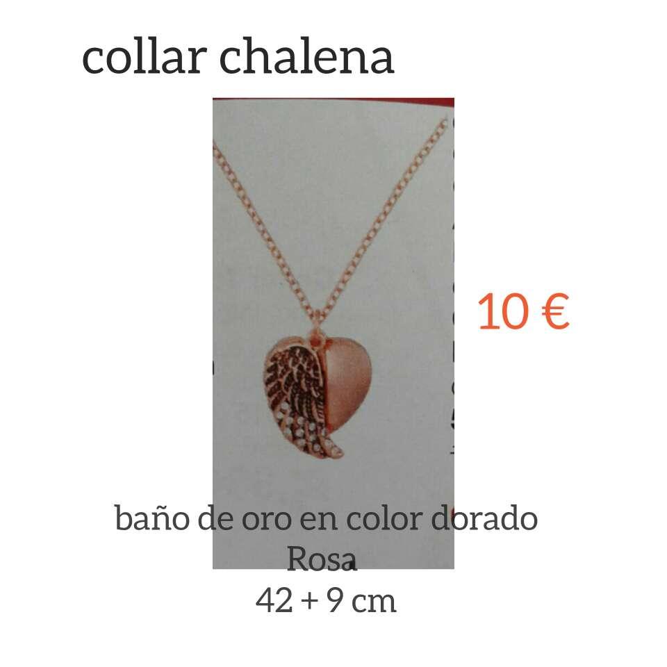 Imagen producto Conjunto de collar y pendientes 5