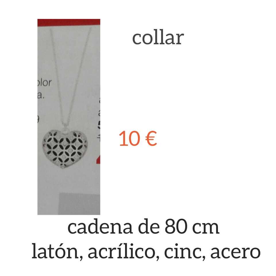 Imagen producto Conjunto de collar y pendientes 4