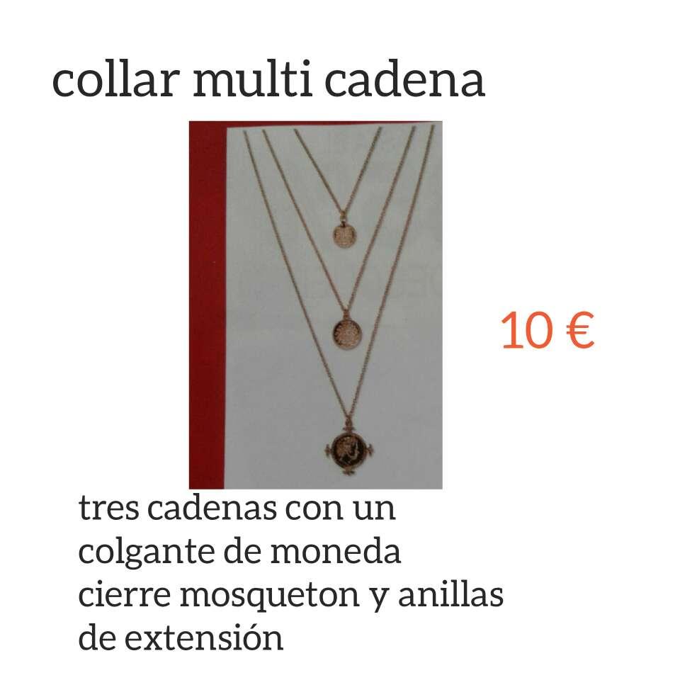 Imagen producto Conjunto de collar y pendientes 6