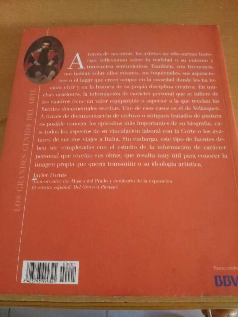 Imagen producto Velazquez libro 2