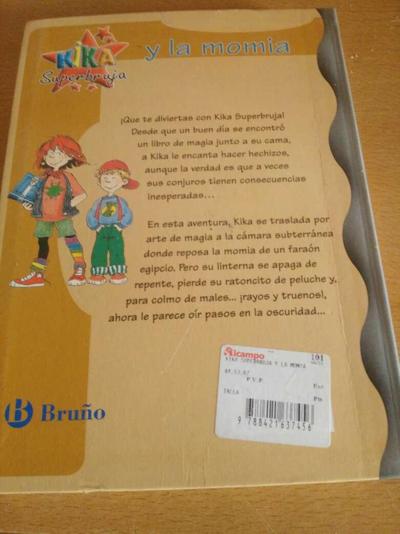 Imagen producto Libro kika superbruja  2