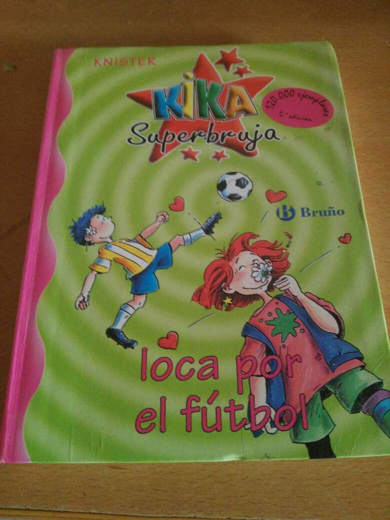 Imagen producto Kika superbruja libro 1