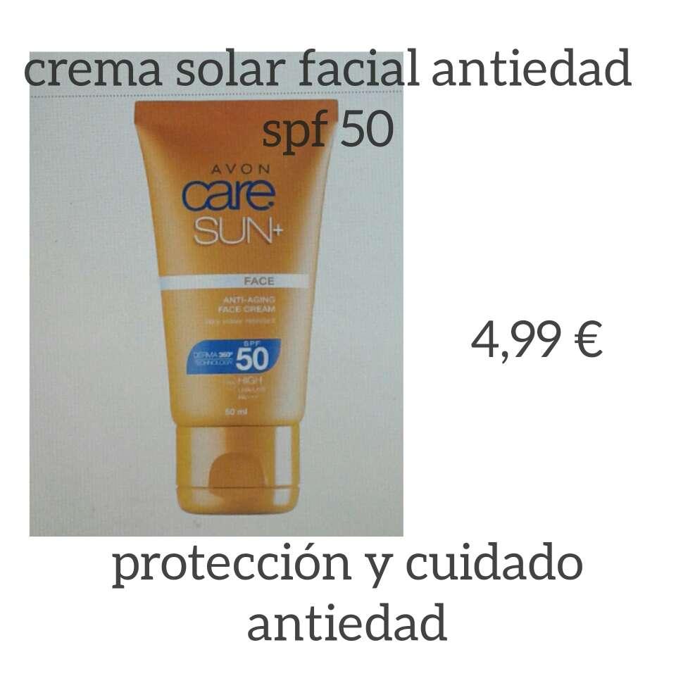Imagen producto Avon protección solar 5