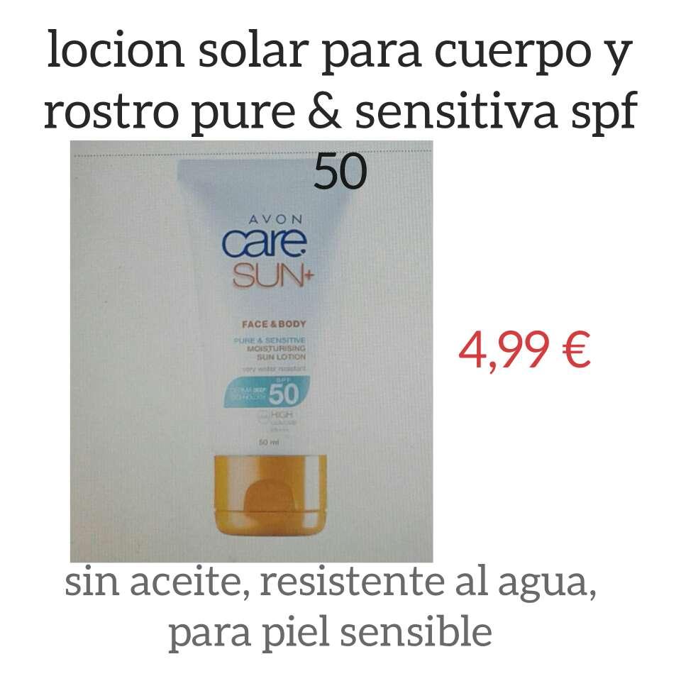 Imagen producto Avon protección solar 2