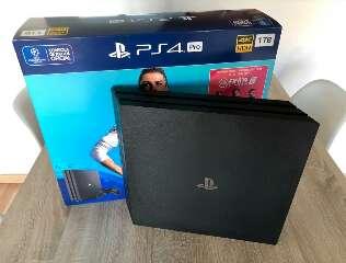 Imagen producto PlayStation 4 pro 3