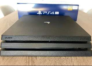 Imagen producto PlayStation 4 pro 1