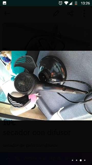 Imagen producto Secador de pelo 2