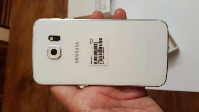 Imagen producto Samsung Galaxy S6 Edge nuevo sin estrenar 5