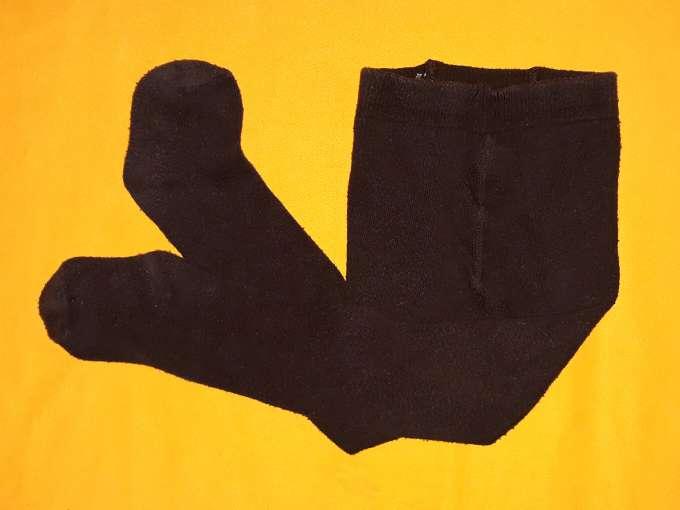 Imagen producto Leotardo marrón, 2 años.  1