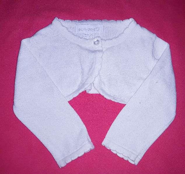 Imagen producto Bolero bebé, 9 meses.  1