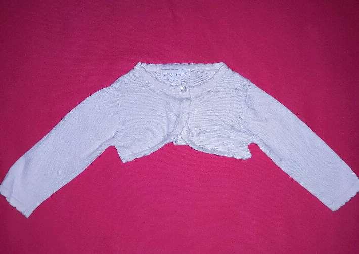 Imagen producto Bolero bebé, 9 meses.  2