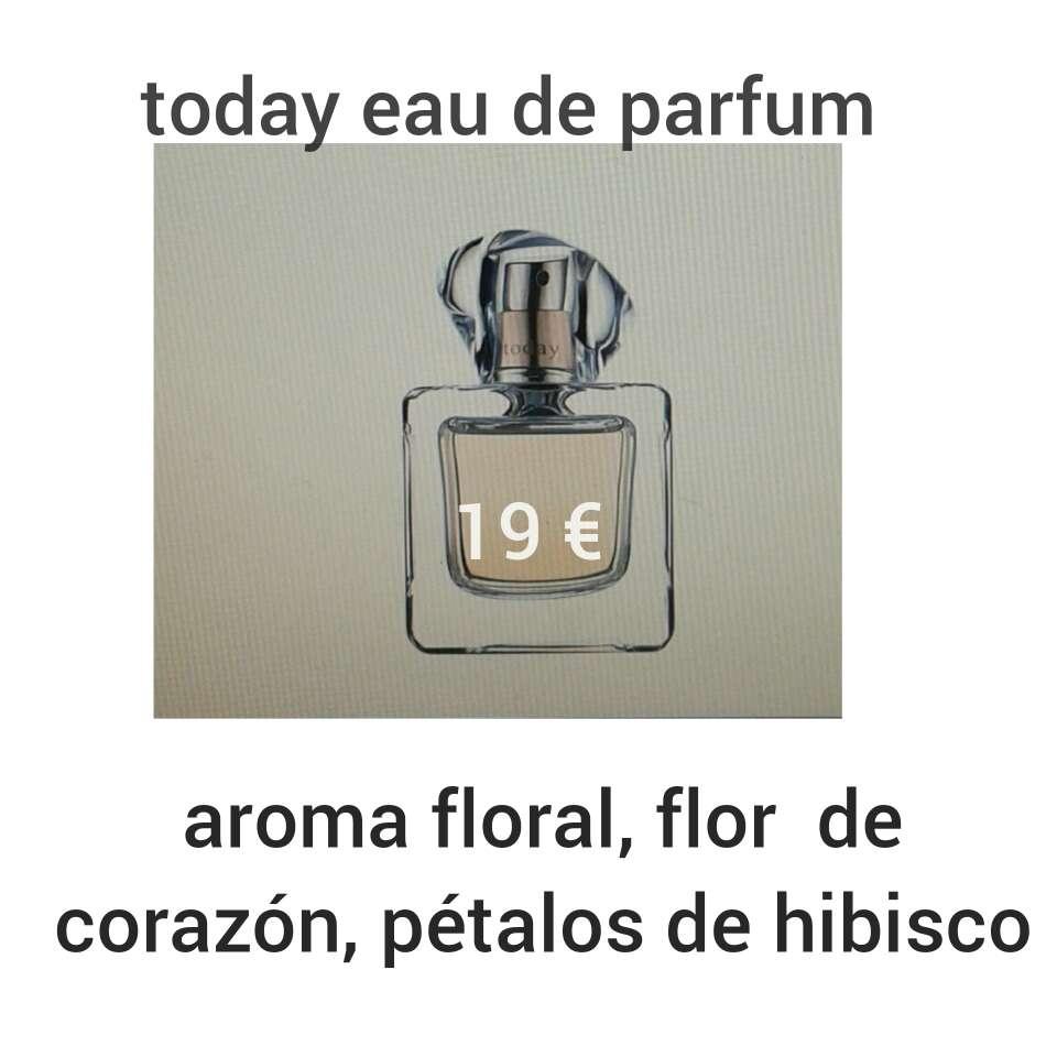 Imagen producto Eau de parfum today 1