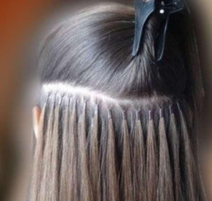 Imagen Colocacion de extensiónes de pelo